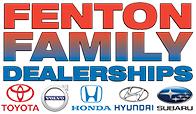 Thank you Fenton Family Dealerships!